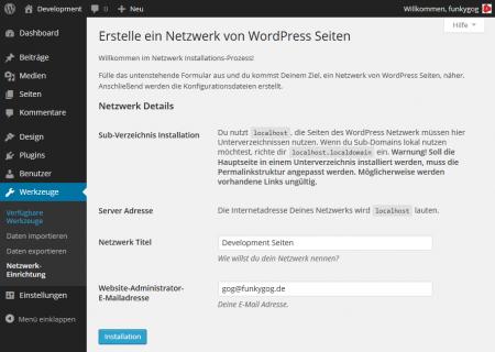 WP-Netzwerk erstellen_3